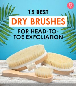 15 Best Dry Brushes For Head-To-Toe Exfoliation