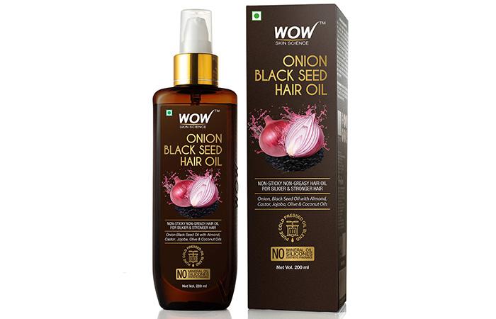 WOW Skin Science ONION Oil