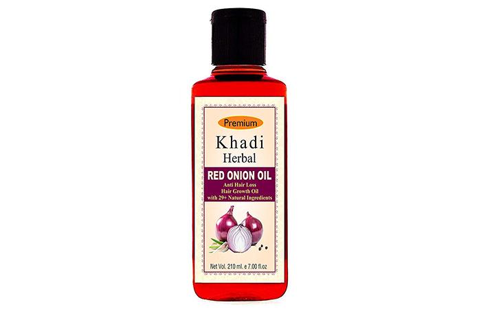 Khadi Herbal RED ONION OIL