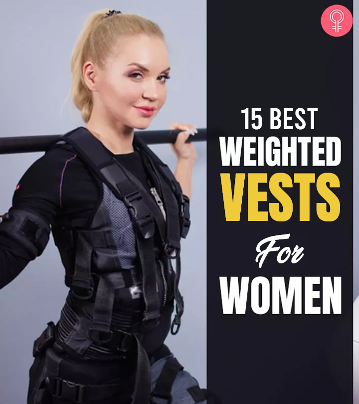 15 Best Weighted Vests For Women – 2021