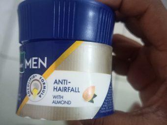 Parachute Advansed Men Anti Hairfall Hair Cream, With Almond Oil pic 1-Parachute hair dandruff-By sagar_sharma_sharma