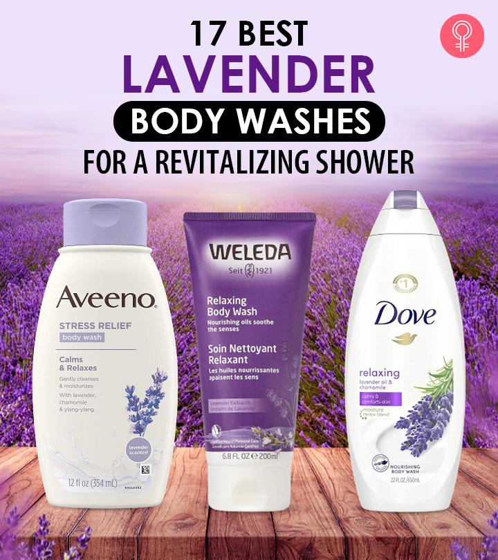 17 Best Lavender Body Washes For A Revitalizing Shower