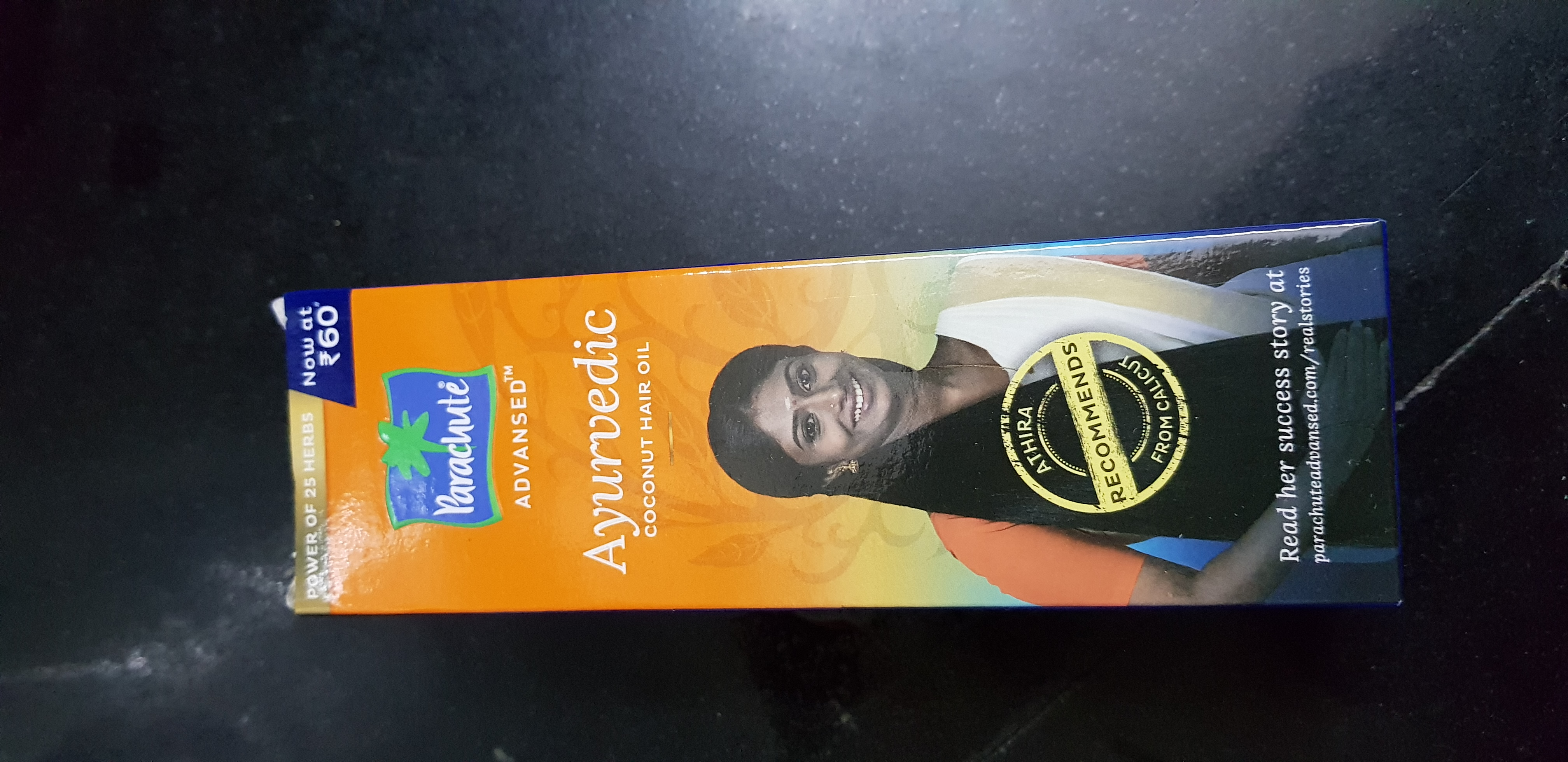 Parachute Advansed Ayurvedic Coconut Hair Oil pic 2-Recommended-By anitapratapsing