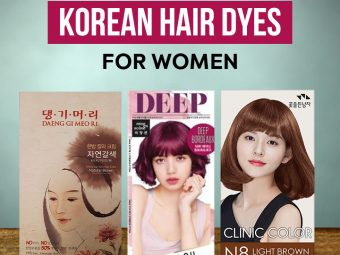 5 Bestselling Korean Hair Dyes For Women – 2021