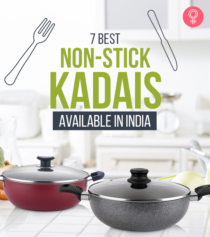 7 Best Non-Stick Kadais Available In India