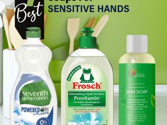 7 Best Non-Toxic Dishwash Soaps For Sensitive Hands – 2021