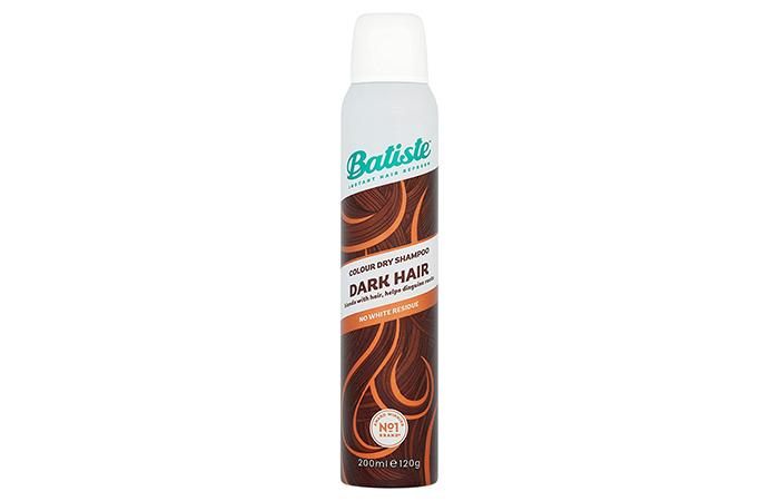 Batiste Instant Hair Refresh Dry Shampoo Plus – Divine Dark
