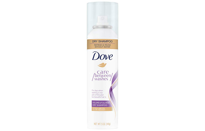 Dove Care Between Washes Volume & Fullness Dry Shampoo