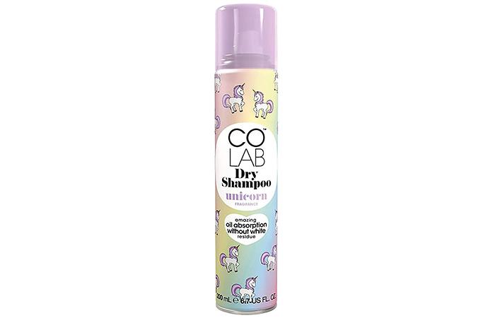 CoLab Dry Shampoo – Unicorn