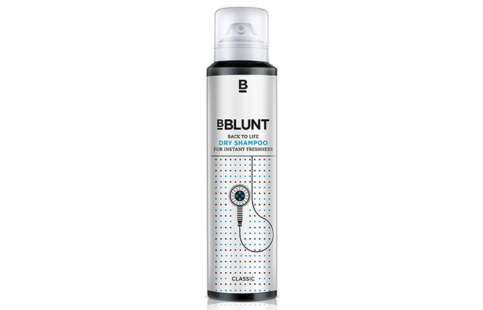 Bblunt Back To Life Dry Shampoo – Classic