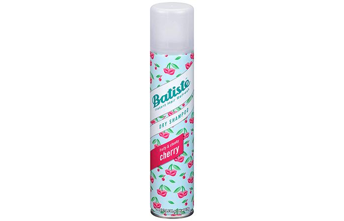 Batiste Instant Hair Refresh Dry Shampoo – Fruity & Cheeky Cherry