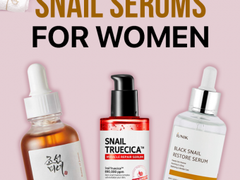 8 Best Snail Serums For Women – 2021
