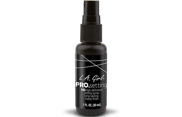 L.A Girl High Definition Setting Spray