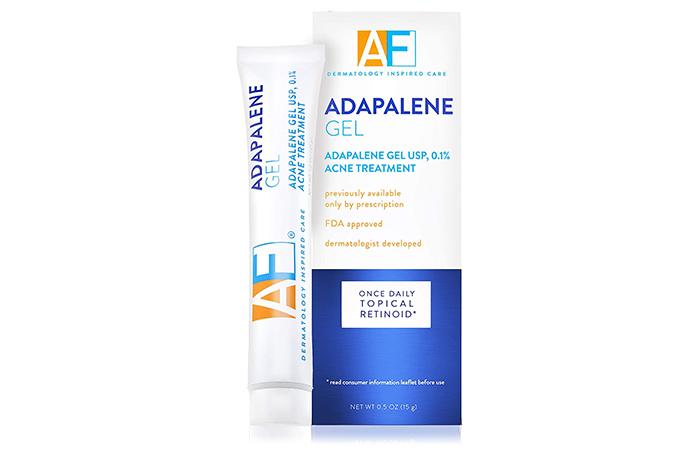AcneFree Adapalene Gel Acne Treatment