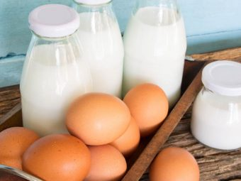 Amazing Benefits of Milk and Egg in Hindi