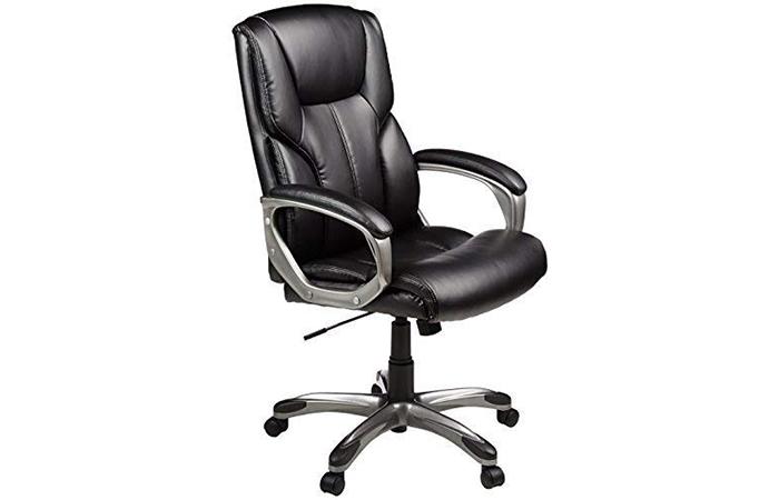 Amazon Basics Full Back Executive Chair