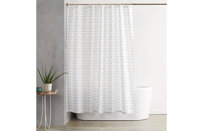 Amazon Basics Shower Curtain