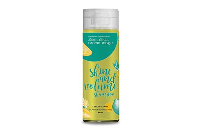 Aroma Magic Shine And Volume Shampoo