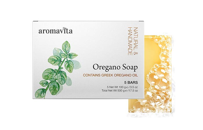Aromavita Oregano Soap