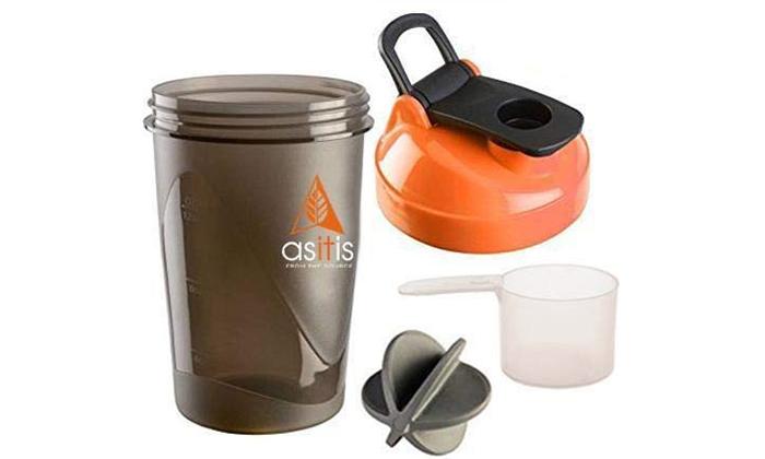 Asitis Nutrition AS-IT-IS Shaker Bottle