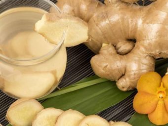 Benefits and Side Effects of Ginger Water in Hindi