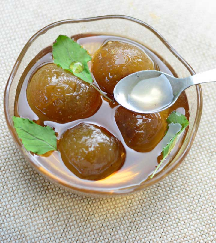Benefits of Amla and Honey in Hindi