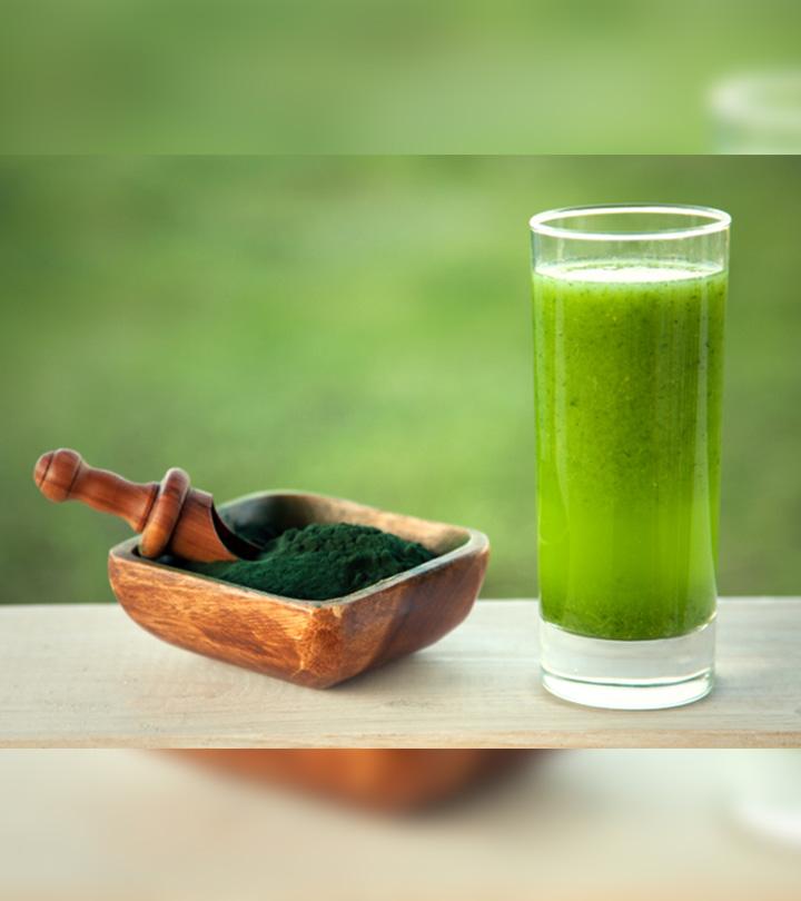 ஸ்பைருலினாவின் நன்மைகள் – Benefits of Spirulina in Tamil