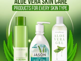 Best Aloe Vera Skin Care Products For Every