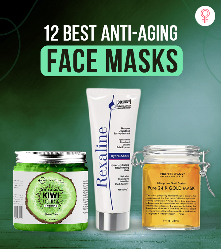 12 Best Anti-Aging Face Masks