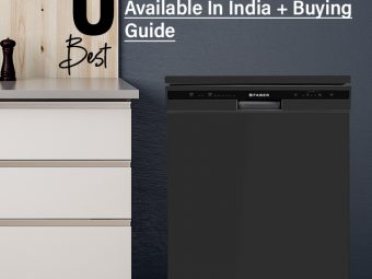 Best Dishwashers Available In India