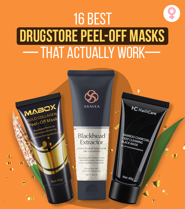 16 Best Drugstore Peel-Off Masks That Actually Work