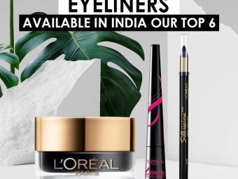 Best-L'Oreal-Eyeliners-Available-In-India---Our-Top-6