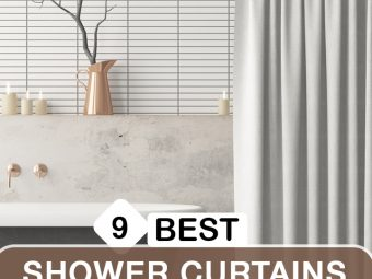 Best Shower Curtains Available In India