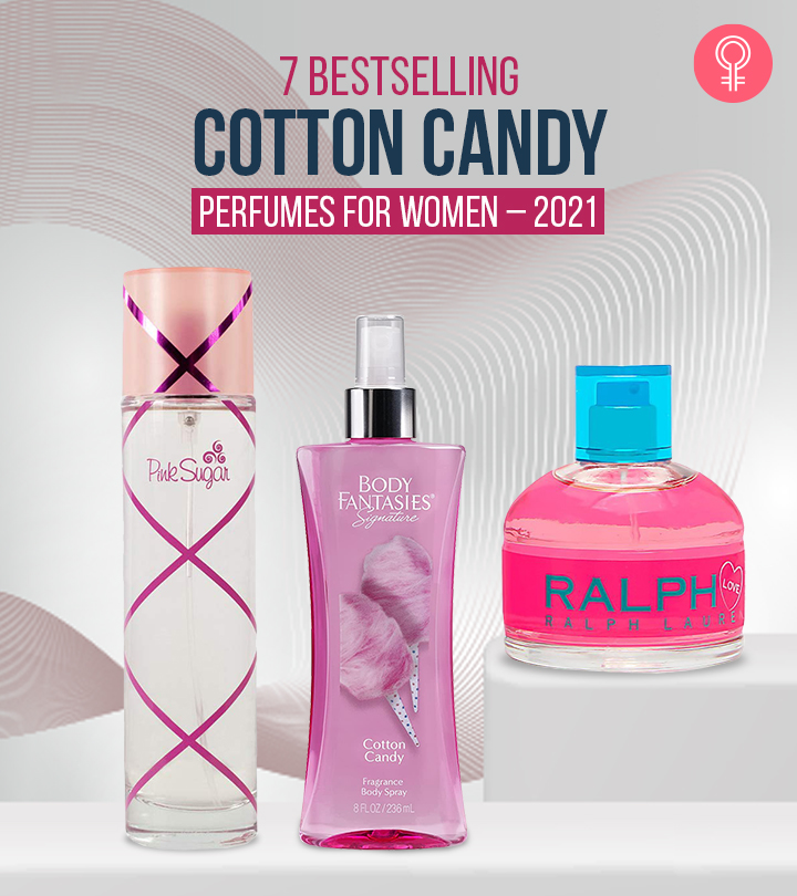 7 Bestselling Cotton Candy Perfumes For Women – 2021