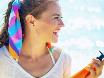 Block Sun Rays And Aging Signs With 11 Best Anti-Aging Sunscreens!