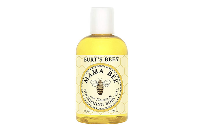 Burts Bees Mama Bee Nourishing Body Oil