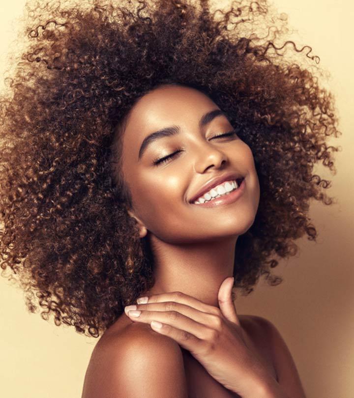 Caramel Treatment On Natural Hair