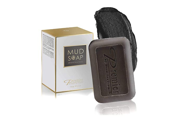 Dead Sea Premier Mud Soap