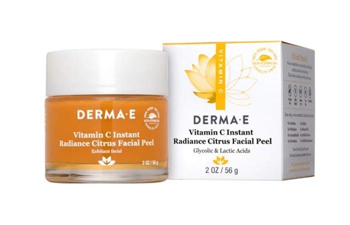Derma-E Instant Radiance Vitamin C Peel Mask
