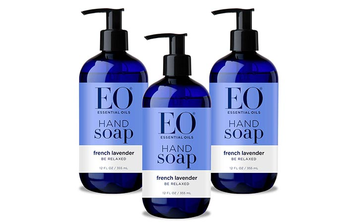 EO Essential Oils Hand Soap