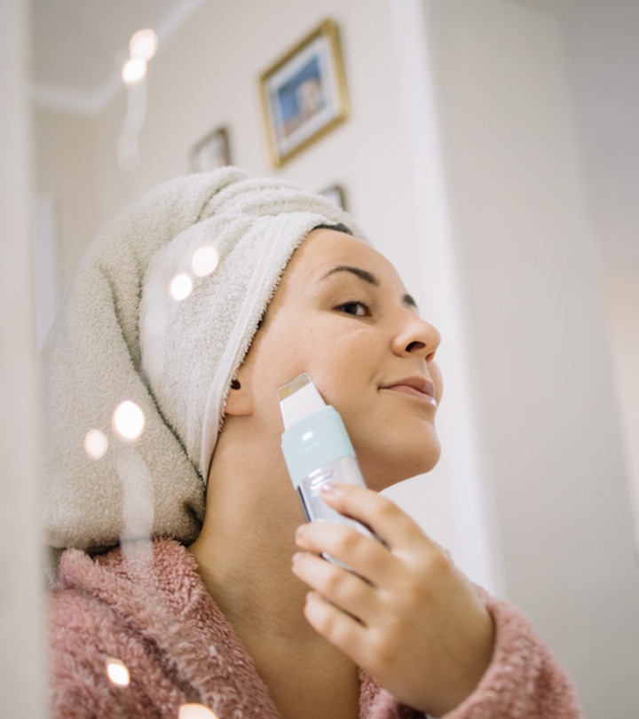 Eliminate Blackheads With 11 Best Ultrasonic Skin Scrubbers Of 2021 (With Reviews!)