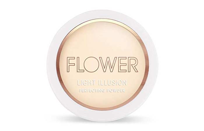 FLOWER Light Illusion Perfecting Powder