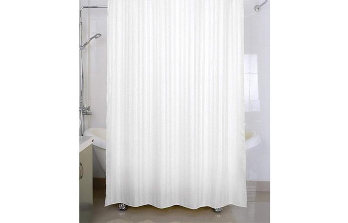 Freelance VFM Polyester Bath Shower Curtain
