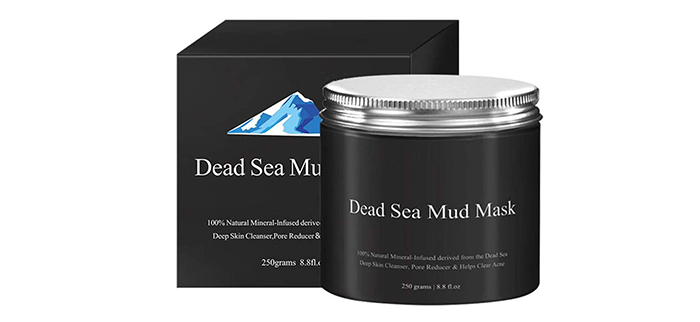 Fresh Skin Naturals Dead Sea Mud Mask
