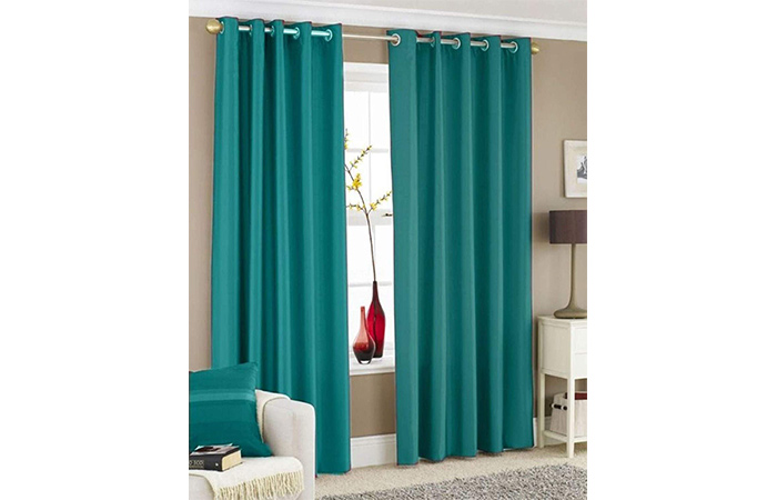 Galaxy Home Decor Curtains For Door
