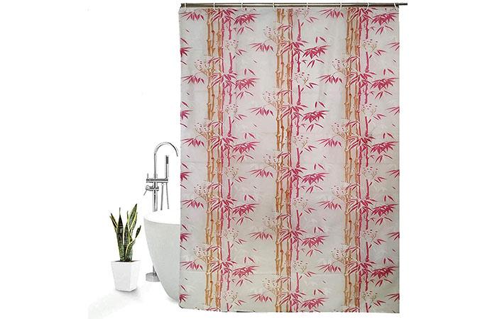 HOMECROWN PVC Shower Curtain