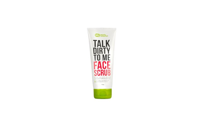 Happily Unmarried Talk Dirty To Me Face Scrub