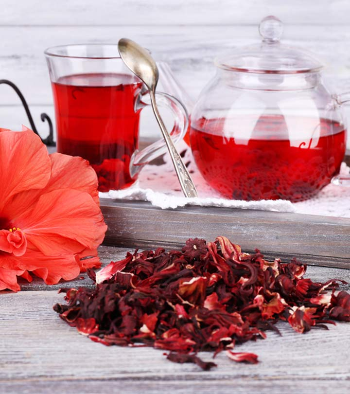 Hibiscus Tea Benefits and Side Effects in Bengali