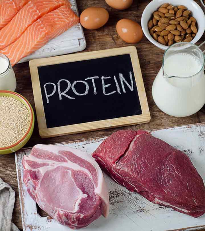High Protein Diet in Hindi