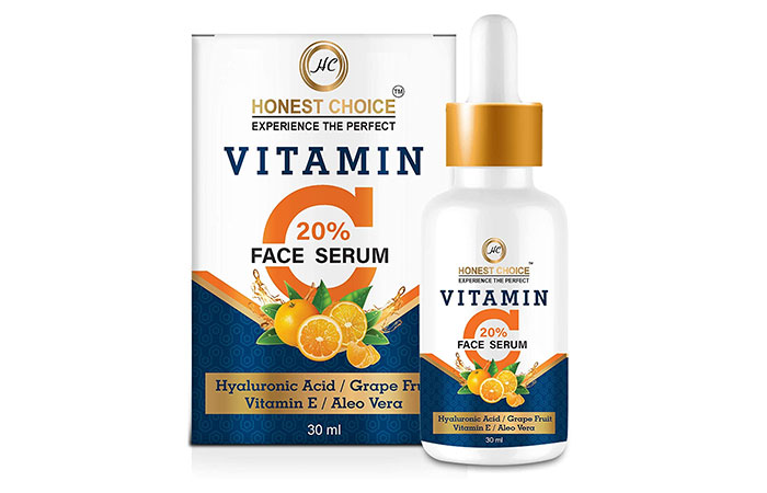 Honest Choice Vitamin C 20 Face Serum